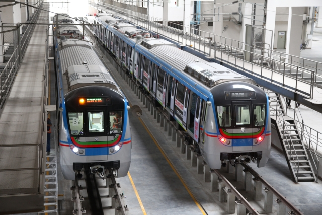Larsen And Toubro Seeks Rs 3,000 Crore From Telangana Government As Cost Overruns For Hyderabad Metro's Delay