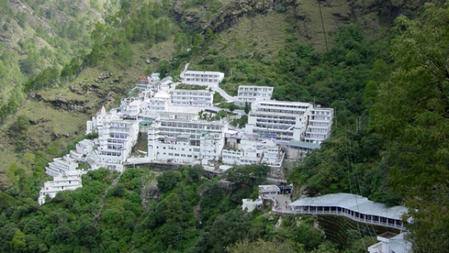 NGT Says Not More Than 50,000 Devotees Allowed Per Day In Vaishno Devi Shrine