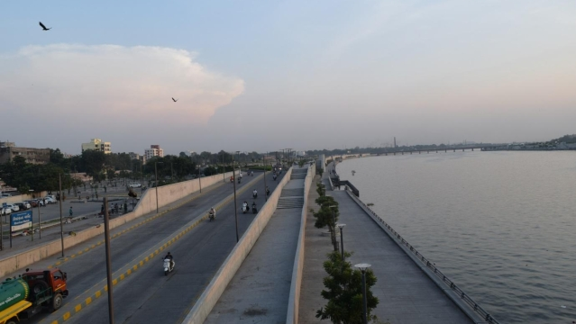 How Sabarmati Riverfront Project Has Transformed Ahmedabad Into A Tourism Hub