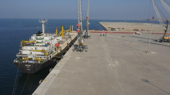 Chabahar Port: Phase One Complete, To Be Inaugurated By Iran's President Rouhani  On 3 December