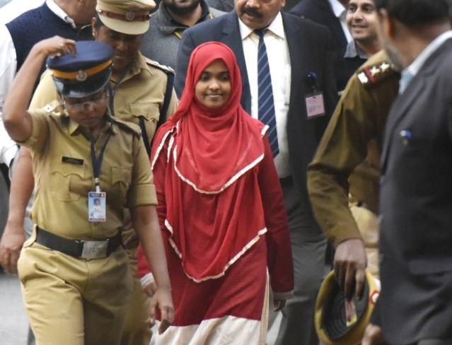 Kerala 'Love Jihad' Case: Before Their Marriage, Hadiya's 'Husband' Was In Touch With IS Men, Says NIA