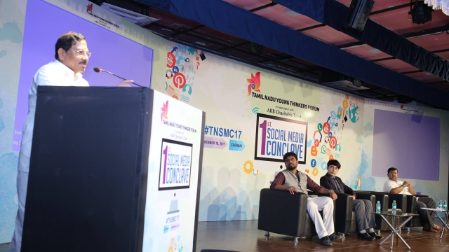 Social Media Conclave of TN Young Thinkers Forum: Here's What Was Trending