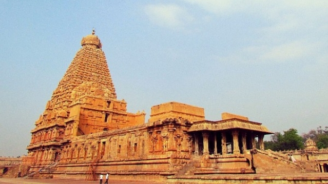 Swarajya Heritage Tours: Join Us For A Trip To The Great Chola Temples This January