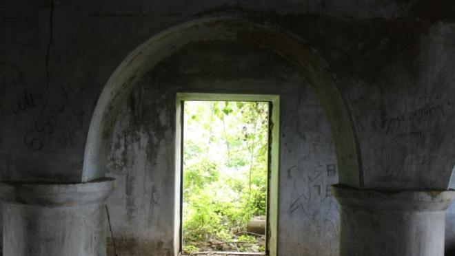 Inside the Chatram