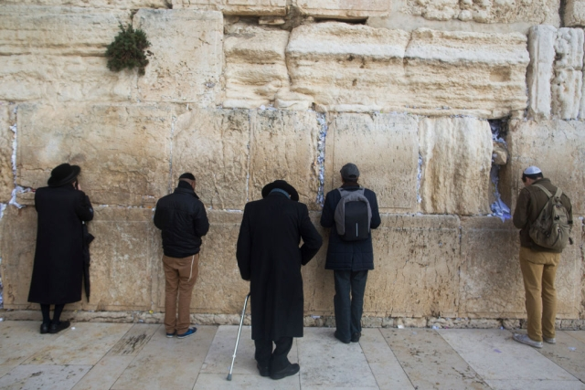 Why It Is Incumbent Upon India To Recognise Jerusalem As The Capital Of Israel