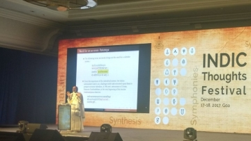 Indic Thoughts Festival: Prof Ramasubramanian Explains How Math Lessons Can Be Made Less Boring