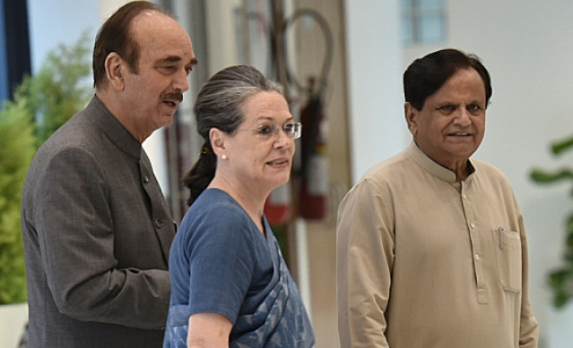 Sonia Gandhi's Aide Ahmed Patel, His Son And Son-In-Law Under ED Focus In Money Laundering Case: Report