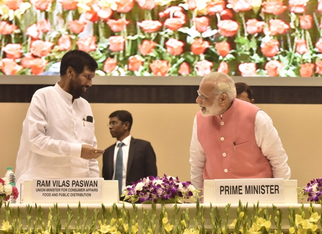 Ram Vilas Paswan To Write To PM Modi To Push For Constitutional Amendment To Allow Reservation In Promotions