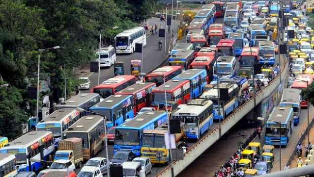 Japan To Provide Rs 72 Crore To Develop Traffic Management System In Bengaluru
