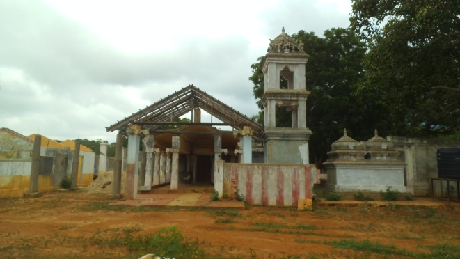 There are thousands of other temples<i>,</i> small and big, ancient, medieval and modern, which have been deliberately destroyed by the Sinhalese Buddhists and the Lankan armed forces.