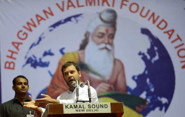 The Problem of Congress Is Not That It Is Too Much Hindu, But Too Little