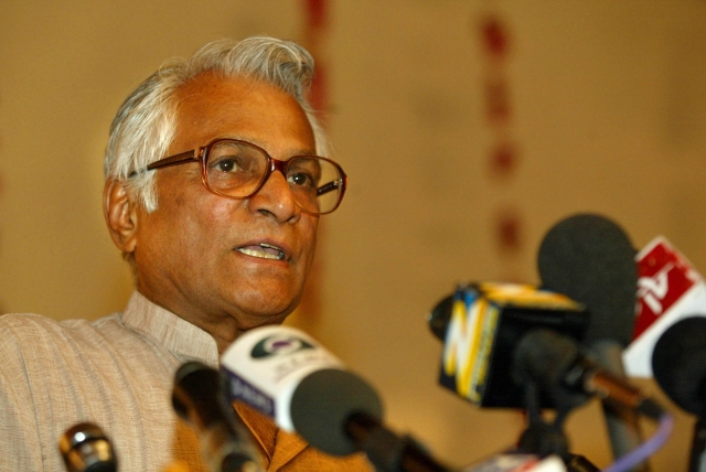 George Fernandes, The Firefighter