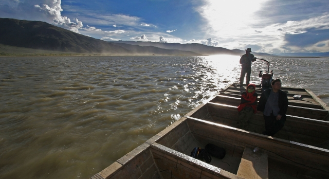 Chinese Construction Activity Is Making Brahmaputra Waters 'Unfit For Human Consumption'