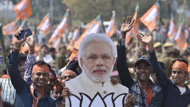 Central And South Gujarat Help BJP Retain State; No Word Yet On Dhumal's Fate In Himachal