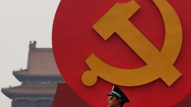 It's Christianity Vs Communism In China