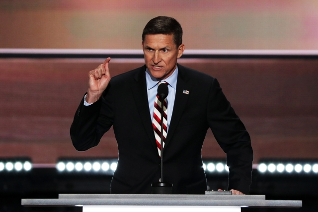 Trump's Former National Security Advisor Mike Flynn Pleads Guilt To Lying To FBI About Russian Contacts
