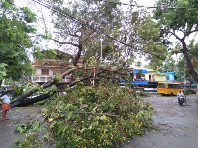 After The Cyclone: How The Disaster Management Authority Was Found Napping In Kerala