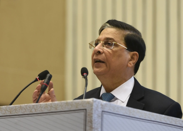 With CJI Accused Of Misconduct, Time Is Right For Judicial Accountability Bill