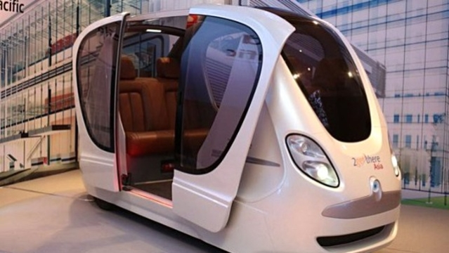 Pod Taxis For Bengaluru: Minister K J George's Business Partner Sole Bidder For First Line
