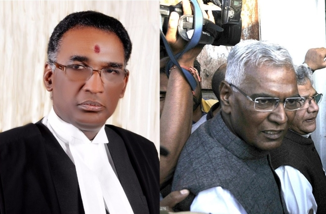 Justice Chelameswar Met Left's D Raja After Attacking CJI In Press Conference