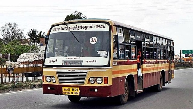 Tamil Nadu's Buses Are In Poor Health; Here's What Can Help