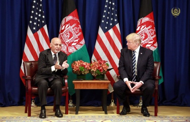 Afghanistan: Trump's Authorisation Allows US Forces To Conduct Hundreds Of Airstrikes A Month