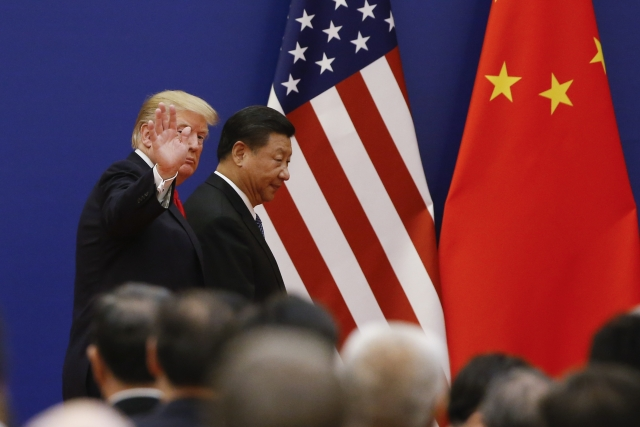 """US Trade Deficit With China """"Not Sustainable"""": Trump To Jinping"""