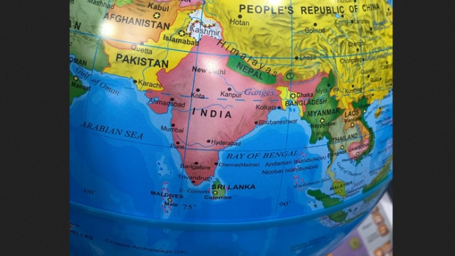 Chinese-Made Globes Sold In Canada Show J&K As 'Disputed Area' And Arunachal As Part Of China