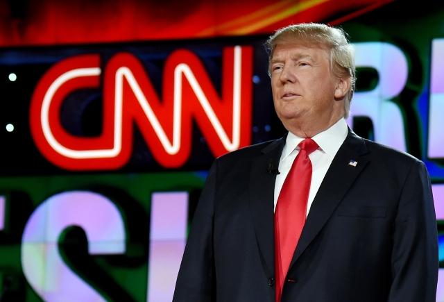 President Trump Vs American Mainstream Media: It Just Got Uglier