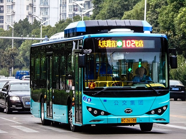 Electric Vehicle Push: Chinese Electric Bus Manufacturers Look To Set Up Base In India