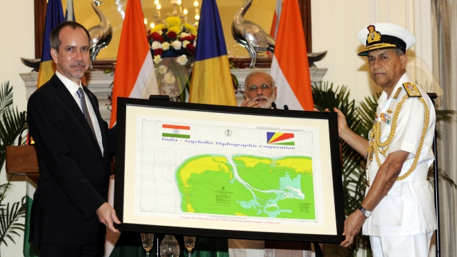 Seychelles To Soon Ratify Deal Allowing India To Develop Military Infrastructure On One Of Its Islands