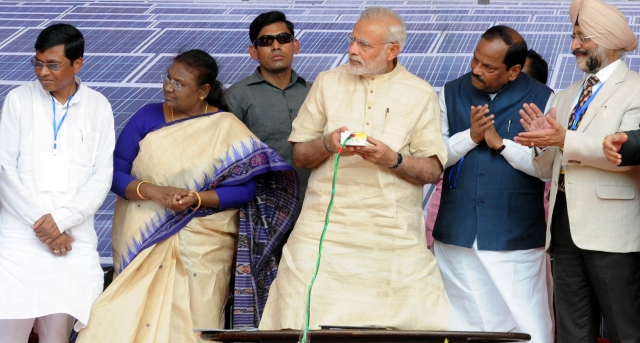 India Achieves 20 GW Solar Capacity Target Four Years Ahead Of 2022 Deadline Set By UPA Government