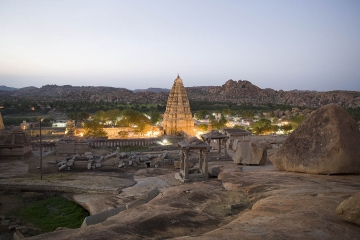 Ten Thousand Pictures Of Vijayanagara: How John Gollings Has Captured Hampi For 40 Years