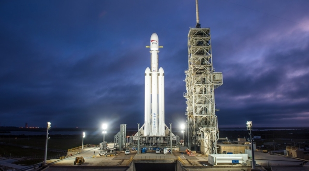SpaceX's Falcon Heavy – A Rocket That Might Just Take Humans To The Moon, Mars And Even Beyond