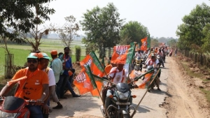 BJP Supporters Attacked In Tripura Ahead Of State Assembly Elections