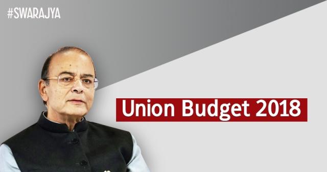 Budget 2018 LIVE: Arun Jaitley's Budget Has A Massive Rural Focus