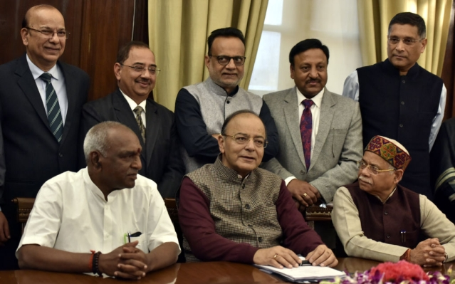 Morning Brief: Budget 2018:  Over To You, Mr Jaitley; Rajasthan Bypoll Results Today; Government Rolls Out E-Way Bills