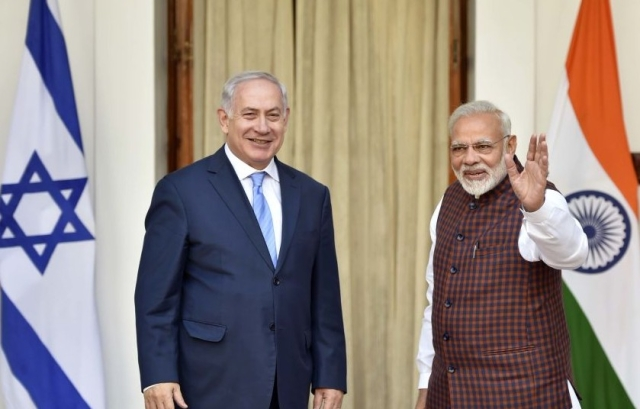 In A Historic First, Saudi Arabia To Allow Direct Flights Between India And Israel Over Its Airspace