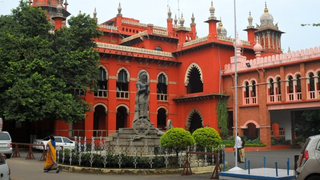 Centre Rejects TN Request To Make Tamil Official Language Of Madras High Court