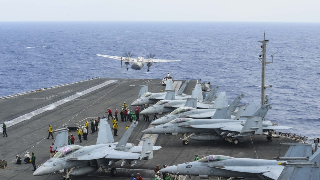 Asia Might See Greater US Military Presence To Counter China's Growing Influence