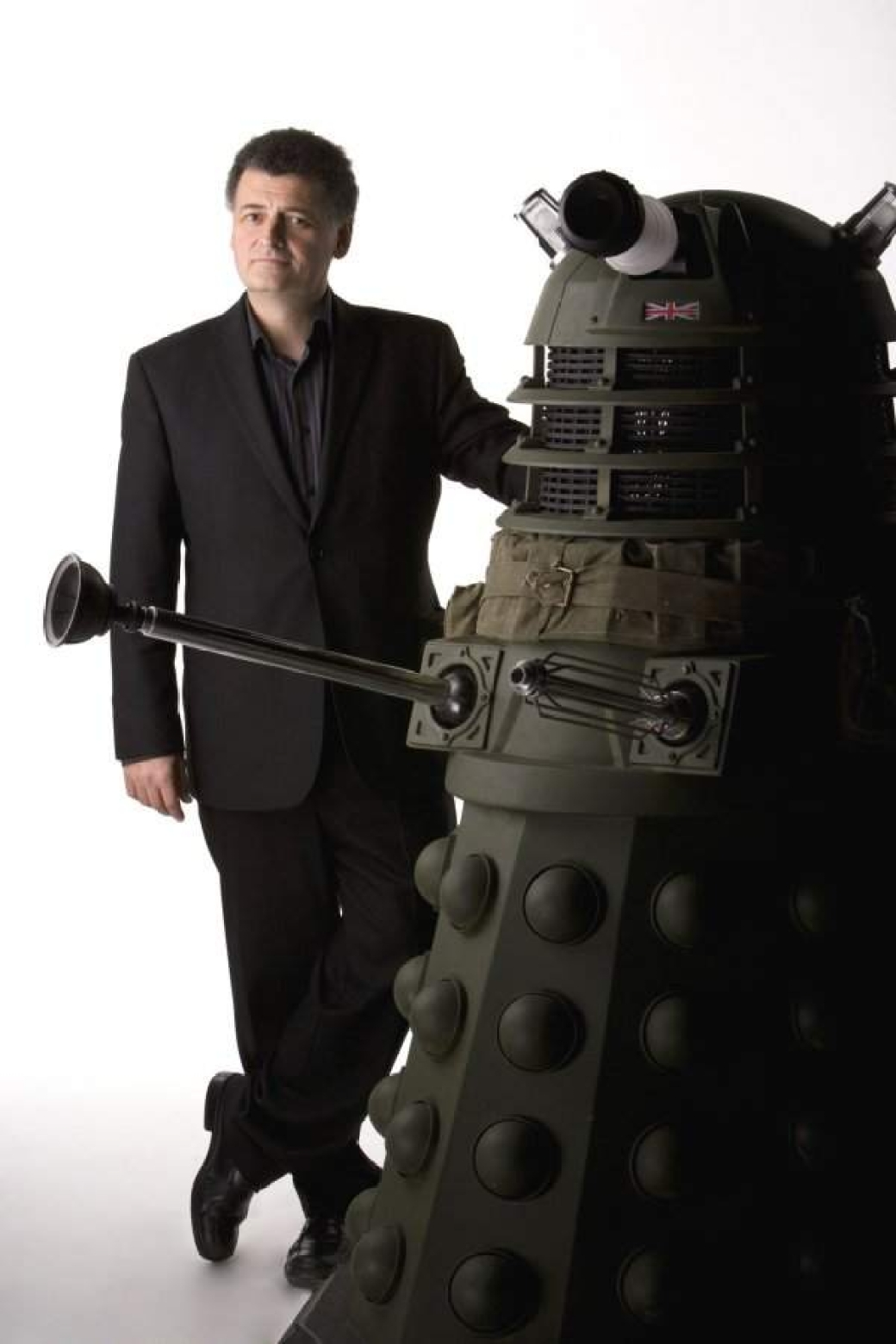 moffat and myles tease doctor who plot point