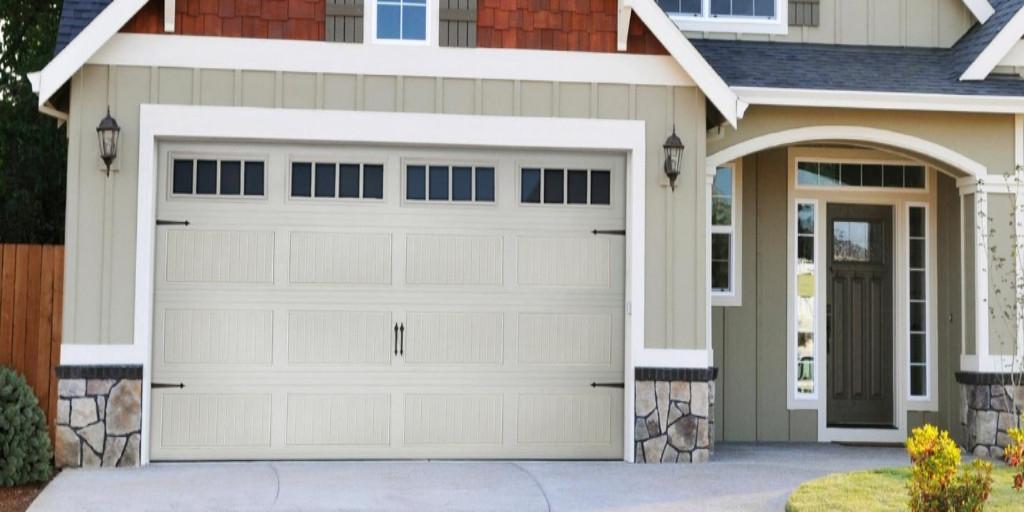 Attractive Garage Door