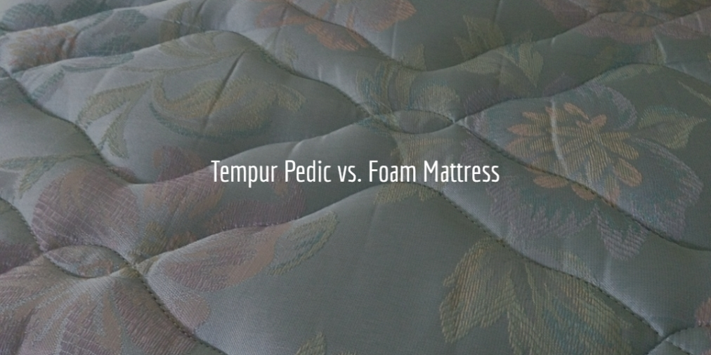 tempur pedic mattresses vs memory foam mattresses know which one is the best for you. Black Bedroom Furniture Sets. Home Design Ideas